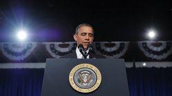 Barack Obama déménage pour son discours à cause de la