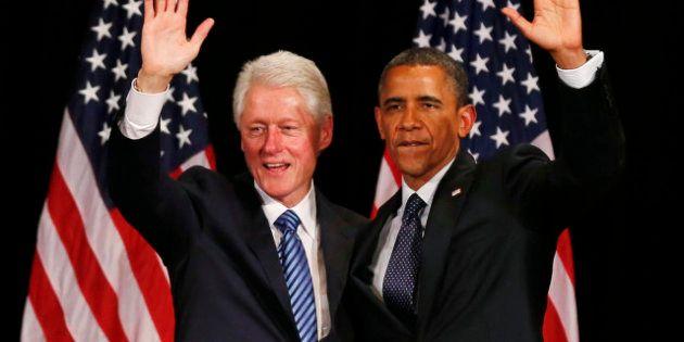 Bill Clinton rappelé au bon souvenir des Américains pour soutenir Barack Obama à la convention