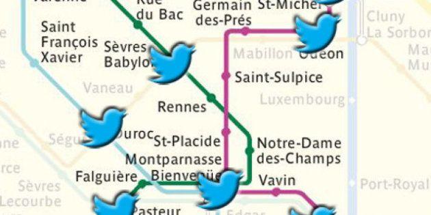 Les comptes Twitter parodiques de la RATP fermés, la régie leur rend hommage sur