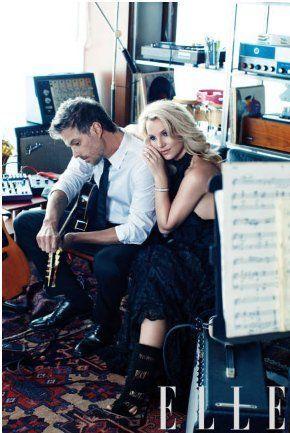 Britney Spears se confie au magazine Elle