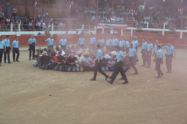Le sujet de la corrida: une impasse de la