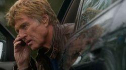Robert Redford joue au fugitif