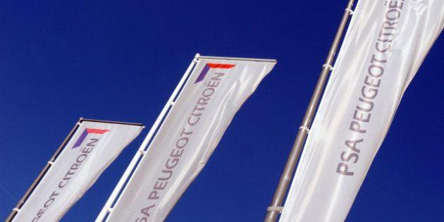 PSA Peugeot Citroën sort du CAC 40, l'histoire d'une déroute et ses