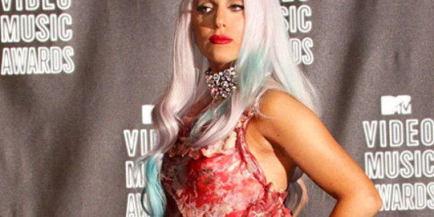 Lady Gaga: la célèbre robe en viande de la chanteuse sera exposée à Washington