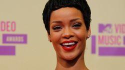 Rihanna embrasse Chris