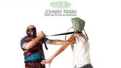 Liban: un designer s'excuse pour cette publicité de mauvais