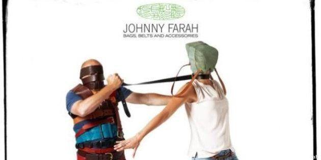 Liban : la publicité sexiste d'un designer créé la