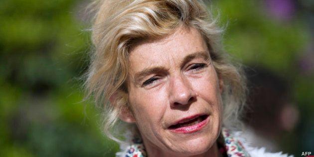 Sommée de quitter son logement parisien, Frigide Barjot dénonce une