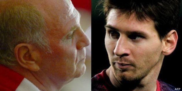 Evasion et fraude fiscales : Messi, Hoeness, Dolce et Gabanna pris par la patrouille au pire des