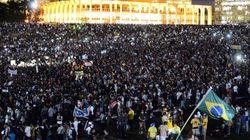 Brésil : un million de manifestants, des violences et deux morts dans les