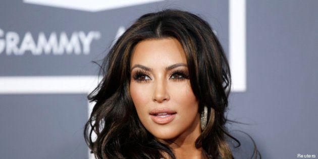 Le prénom de la fille de Kim Kardashian dévoilé