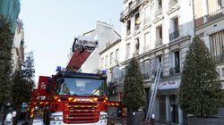 Incendie dans un immeuble de Saint-Denis: 2 morts, 16