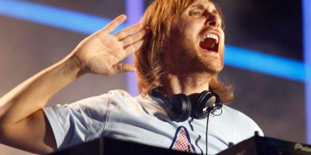 VIDÉOS. David Guetta: une subvention de la ville Marseille pour un concert du DJ fait