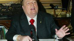 Larry Flynt offre 1 million de dollars pour des informations sur les finances de