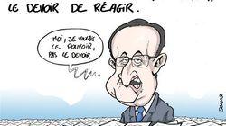 Hollande: face à l'impatience, il demande du