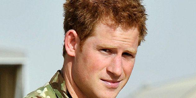 Le prince Harry, de retour en Afghanistan, menacé de mort par les