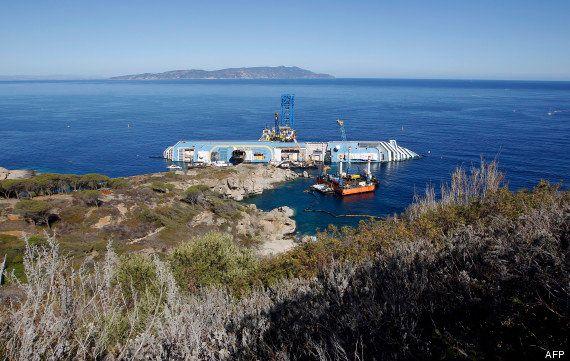 Costa Concordia : de nouveaux enregistrements accablants pour le commandant Francesco