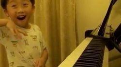 Le nouveau petit Mozart, c'est