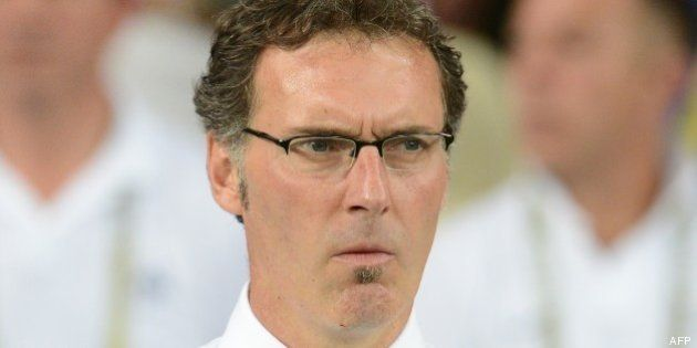 PSG: Laurent Blanc nouvel