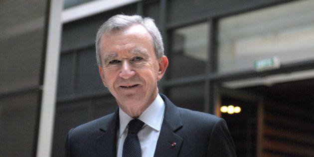 Bernard Arnault: LVMH dégringole en Bourse après les mauvais résultats de