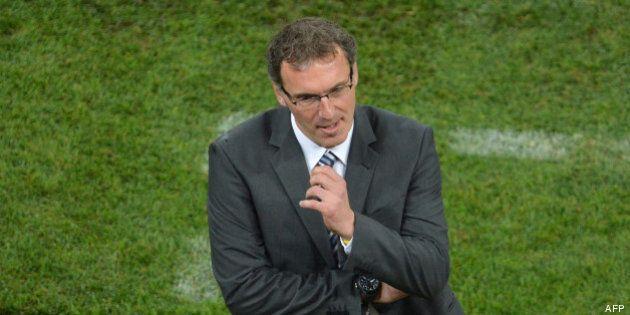 PSG: Laurent Blanc entraîneur, un choix par