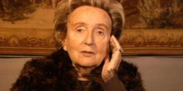 VIDÉO. Bernadette Chirac souhaite