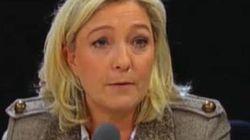 Pour Marine Le Pen, NKM est une