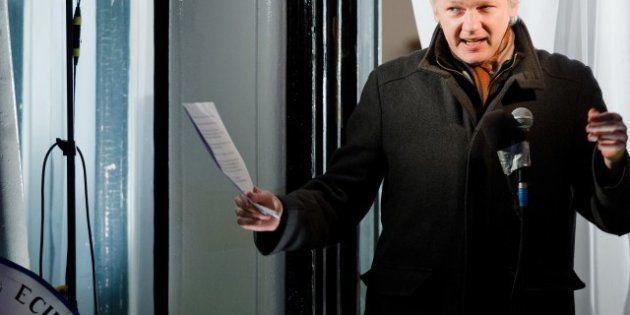 Wikileaks: Julian Assange veut devenir sénateur d'Australie pour quitter l'ambassade d'Equateur à
