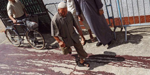La mosquée de Limoges profanée à coups
