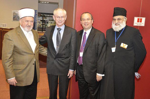 Le dialogue judéo-musulman français victime d'une OPA