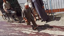 La mosquée de Limoges souillée à coups