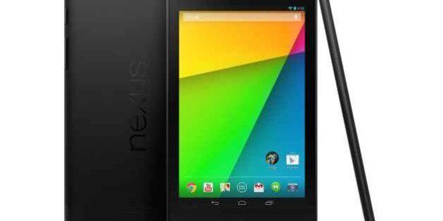 La Nexus 7 est disponible au prix de 229 euros en France: prise en main de la dernière tablette de