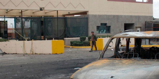 Yémen: des manifestants prennent d'assaut l'ambassade américaine à