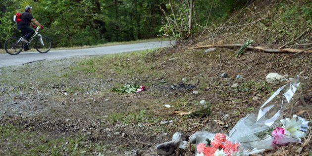 Tuerie de Haute-Savoie: premier témoignage du cycliste qui a découvert la tuerie à la