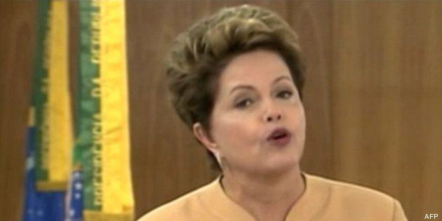 Manifestations au Brésil : Dilma Rousseff veut rassurer les