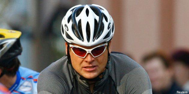 Dopage: Jan Ullrich reconnaît pour la première fois s'être