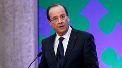 Conférence environnementale: Hollande passe au