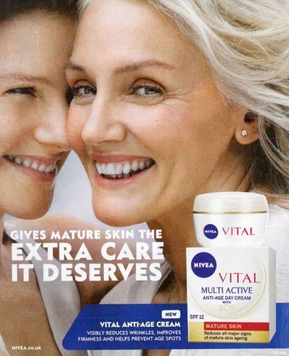 Angleterre: une publicité Nivea retirée après des retouches