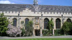 Oxford et le mythe