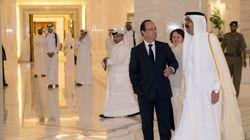 La visite de Hollande au Qatar en