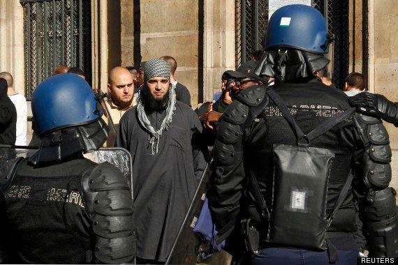 PHOTOS. Paris: 150 interpellations après une manifestation non