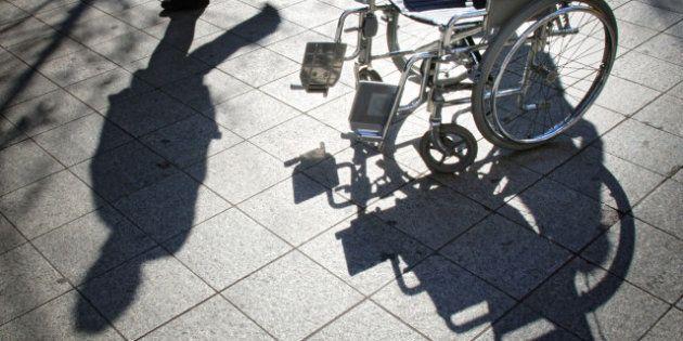 Briey (Meurthe-et-Moselle): une personne handicapée jugée sur le parvis du