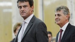 Valls très remonté après la manifestation devant son