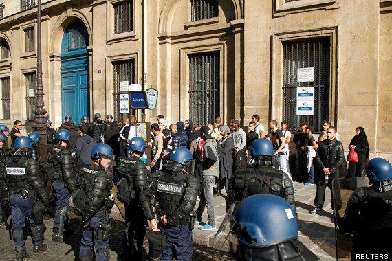 VIDÉO. Manuel Valls dénonce une manifestation à Paris