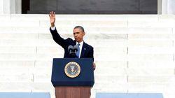 Obama appelle à poursuivre le rêve de Martin Luther