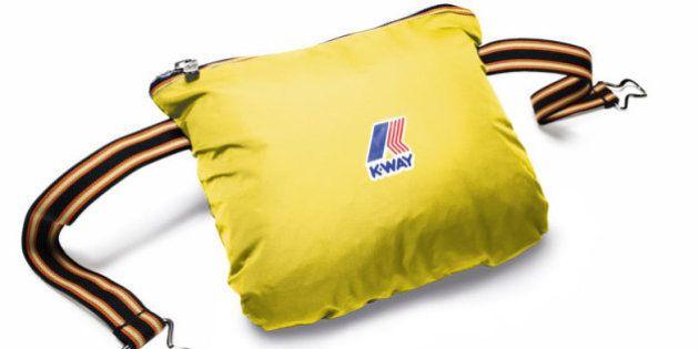 La marque K-Way renonce dans l'immédiat à sa production