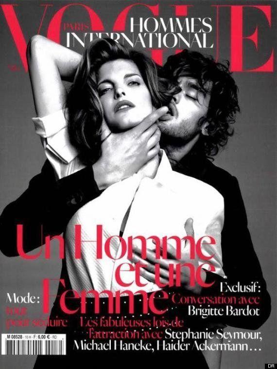 Une couverture de Vogue Hommes fait scandale aux