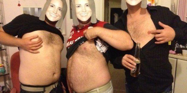 Kate Middleton topless dans Closer: des internautes montrent leurs tétons par solidarité avec la