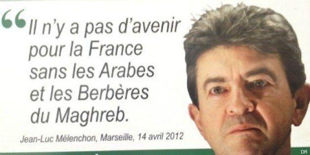 Faux tract de Mélenchon: Marine Le Pen poursuit en diffamation l'avocate du Parti de