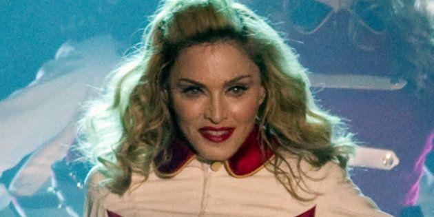 Lors d'un concert, Madonna pique une nouvelle fois Lady